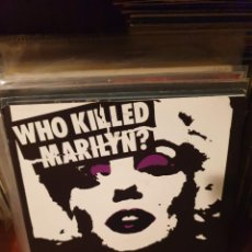 Discos de vinil: MISFITS / WHO KILLED MARILYN ? / NOT ON LABEL. Lote 227601030