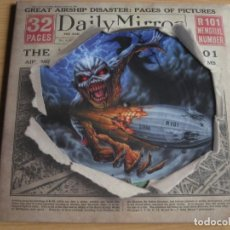 Discos de vinilo: IRON MAIDEN: EMPIRE OF THE CLOUDS / MAXI PICTURE DISC / NWOBHM. Lote 214819720
