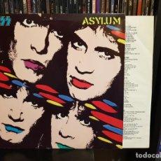 Disques de vinyle: KISS - ASYLUM. Lote 214821195