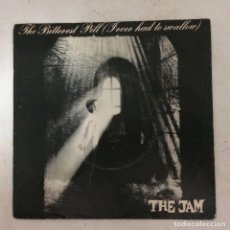 Discos de vinilo: THE JAM – THE BITTEREST PILL (I EVER HAD TO SWALLOW) SCANDINAVIA 1982 POLYDOR. Lote 214804017