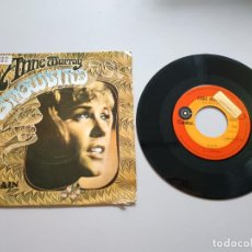 Disques de vinyle: 0820- ANNE MURRAY SNOWBIRD ES 1970 PROMO VIN 7 SINGLE POR G DIS VG +. Lote 214833683