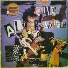 Discos de vinilo: VARIOS ARTISTAS - THE ONLY ALTERNATIVE LP RONDELET 1982. Lote 214836253