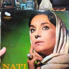 Discos de vinilo: LP NATI MISTRAL. Lote 214836687