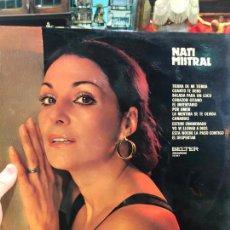 Discos de vinilo: LP NATI MISTRAL. Lote 214836976