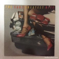 Discos de vinilo: THE CARS ?– GREATEST HITS USA 1985 ELEKTRA. Lote 214841713