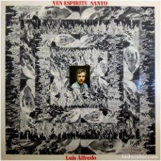 Discos de vinilo: LUIS ALFREDO - VEN ESPÍRITU SANTO - LP SPAIN 1976 - EDICIONES PAULINAS 121 LC. Lote 214846890