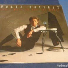 Discos de vinilo: EXPRO LP UK 87 ROGER DALTREY CAN'T WAIT TO SEE THE MOVIE THE WHO BUEN ESTADO. Lote 214847151