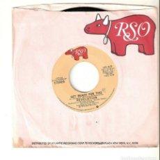 """Discos de vinilo: REVELATION 7"""" USA IMPORTACION 45 GET READY FOR THIS 1975 SINGLE VINILO FUNK SOUL DISCO RSO RECORDS. Lote 214850056"""