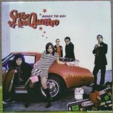 Disques de vinyle: SUZY Y LOS QUATTRO - READY TO GO! LP NO TOMORROW 2004. Lote 214850950
