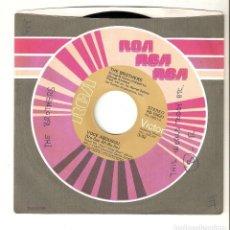 "Discos de vinilo: THE BROTHERS 7"" USA IMPORTACION 45 VOCE ABOUSOU VO-SAY AH-BU-SO 1976 SINGLE VINILO FUNK SOUL DISCO. Lote 214851113"