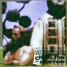"Discos de vinilo: MERMAID - CHARLTON HESTON EP 10"" ALONE 2002. Lote 214851253"