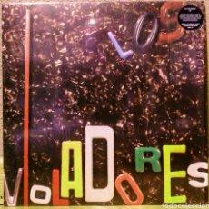 Discos de vinilo: LOS VIOLADORES LP BEAT GENERATION 2012. Lote 214851545