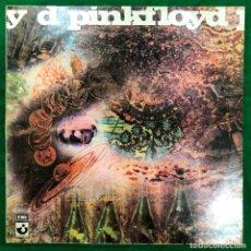 Discos de vinilo: PINK FLOYD - A SAUCERFUL OF SECRETS HARVEST - LP HARVEST DE 1979 RF-8429 , EDICION ESPAÑOLA. Lote 214875393