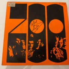 Discos de vinilo: ANTIGUO EP ZOO MEMPHIS TRAIN RHYTHM AND BOSS. Lote 214896967