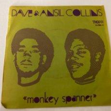 Discos de vinilo: ANTIGUO EP DAVE & ANSIL COLLINS MONKEY SPANNER. Lote 214900785
