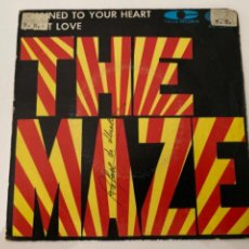 Disques de vinyle: ANTIGUO EP THE MAZE CHAINED TO YOUR HEART I GOT LOVE. Lote 214901187