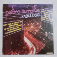 Discos de vinilo: PEDRO ITURRALDE. ¡FABULOSO! S 60.810. ESPAÑA 1972. DISCO ALGUNA RAYA.. Lote 214951213
