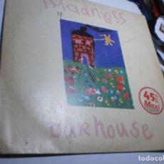 Discos de vinilo: MAXI SINGLE. MADNESS. OUR HOUSE. STIFF RECORDS 1983 SPAIN (PROBADO Y BIEN, BUEN ESTADO). Lote 214958800