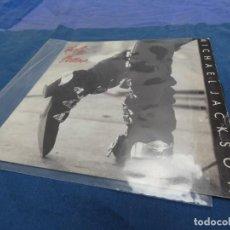 Discos de vinilo: EXPRO SINGLE ESPAÑOL MICHAEL JACKSON DIRTY DIANA 1988 PEQ SEÑALES USO CORRECTO. Lote 214963017