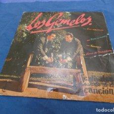 Discos de vinilo: EXPRO EP LOS GEMELOS ERES DIFERENTE + 3 ESTADO ACEPTABLE CARILLON 1960. Lote 214963258