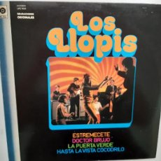 Discos de vinilo: LOS LLOPIS- SPAIN LP 1982 - VINILO COMO NUEVO.. Lote 214979893