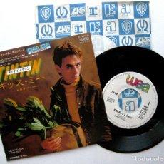 Discos de vinilo: TIN TIN - KISS ME (U.S. REMIX) - SINGLE WEA 1983 JAPAN (EDICION JAPONESA) BPY. Lote 214983658
