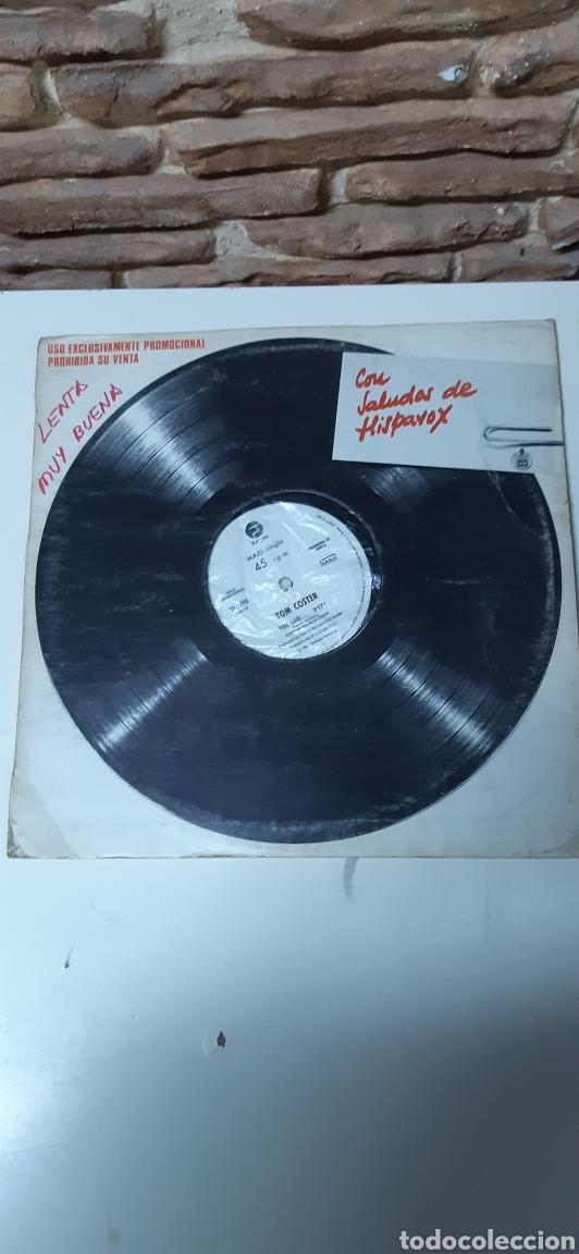TOM COSTER - TE DOY MI CORAZÓN - YOU SAID... (Música - Discos de Vinilo - Maxi Singles - Otros estilos)