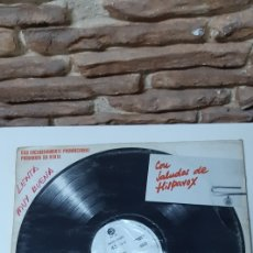 Discos de vinilo: TOM COSTER - TE DOY MI CORAZÓN - YOU SAID.... Lote 214988398