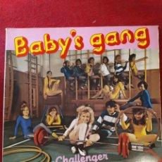Discos de vinilo: MAXI SINGLE . BABY'S GANG .. Lote 214992380