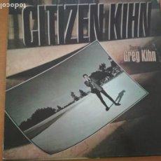 Discos de vinilo: GREG KIHN CITIZEN KIHN LP SPAIN. Lote 214995758