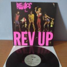 Disques de vinyle: THE REVILLOS - REV UP. Lote 215016375