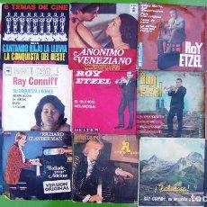 Discos de vinilo: LOTE DE 15 SINGLES INSTRUMENTALES - VER. Lote 215018155