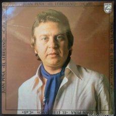 Discos de vinilo: LP (VINILO NUEVO FLAMANTE) JUAN PEÑA EL LEBRIJANO FLAMENCO 1976 PHILIPS CALI. Lote 215027646