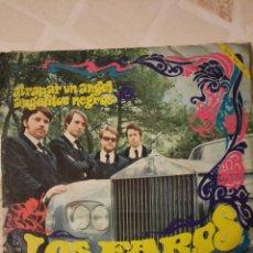 Discos de vinilo: LOS FAROS. ATRAPAR UN ÁNGEL. SINGLE.. Lote 215042992