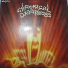 Discos de vinilo: CHRONICAL DIARRHOEA LP. Lote 215065601