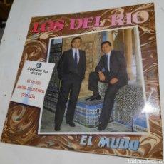 Discos de vinilo: LOS DEL RIO - EL MUDO. Lote 215066856