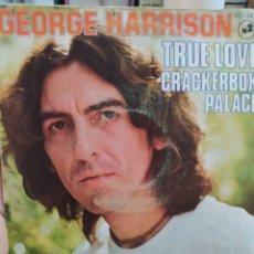 Discos de vinilo: GEORGE HARRISON SINGLE SELLO HISPA VOX AÑO 1976. Lote 215076016