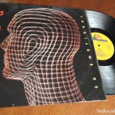 Discos de vinilo: DREAD ?– SO EMOTIONAL -LP-BOY RECORDS ?– BOY-328-ESPAÑA-1995-. Lote 215079893