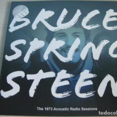 Discos de vinilo: BRUCE SPRINGSTEEN: THE 1973 ACOUSTIC RADIO SESSIONS / BOOTLEG. Lote 215086773