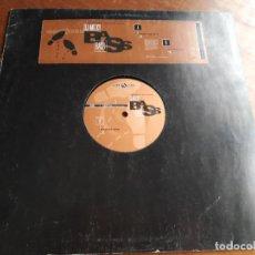 Discos de vinilo: DJ MICKY – BASS - CLUB TOOLS – 006287-0 CLU- GERMANY-1996-LP-PROMO-. Lote 215093130