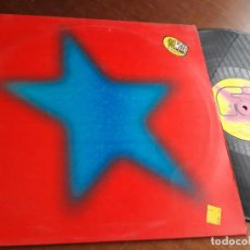Discos de vinilo: CASKO ?– TURN IT UP - LP- F1 RECORDS LTD. UK ?– F1001R-UK-1996-. Lote 215099163