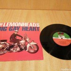 Discos de vinilo: THE LEMONHEADS. BIG GAY HEART. ETC.. 10''.. Lote 215132343