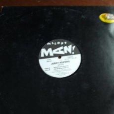 Discos de vinilo: JERRY ROPERO ?– DRIVER-LP-ESPAÑA-1995- MELODY MAN! ?– MM 001. Lote 215142066