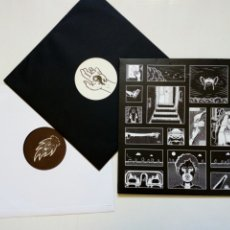 Discos de vinilo: 2 LP: BILLY BOB DILLON - Y MÁS ALLÁ, MONSTRUOS (2017) - RARO - ROCK INSTRUMENTAL -. Lote 215143205