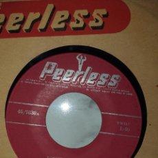 Discos de vinilo: TONY'S TWIST TEAM XOCHIMILCO TWIST LATIN R'N'R TWIST SWING RARO ORIGINAL MEXICO 196? VG+. Lote 215145336
