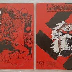 Discos de vinilo: CARCASS GRINDER-VIOLENT HEADACHE-EDICIÓN JAPONESA-NAT RECORDS 1997-GRINDCORE-HARDCORE PUNK. Lote 215146688