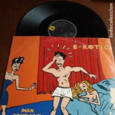 Dischi in vinile: E-ROTIC – MAX DON'T HAVE SEX WITH YOUR EX (REMIXES)GERMANY-1994. Lote 215148043