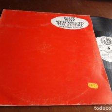 Disques de vinyle: EXIT WAY – WELCOME TO THE FUTURE (SPECIAL REMIX)- LP- ESPAÑA-1995- BLANCO Y NEGRO – MX-617 (M). Lote 215149728
