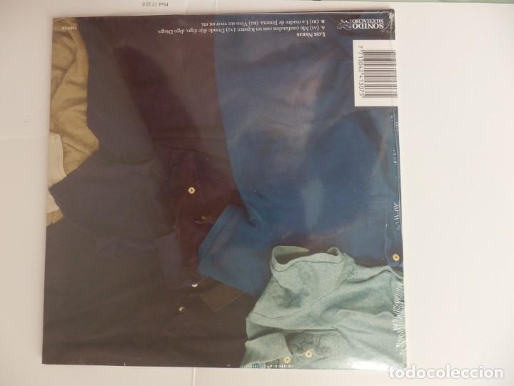 Discos de vinilo: LOS NIKIS - ME CONFUNDEN CON UN HIPSTER (EP, 4 TEMAS) - PRECINTADO - Foto 2 - 215197455