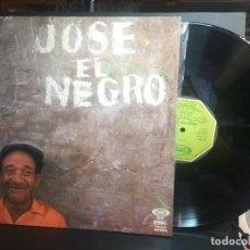 Discos de vinilo: LP GATEFOLD JOSE EL NEGRO.ROMANCES Y OTROS CANTES.SELLO MOVIE PLAY GONG AÑO 1976.PEPETO. Lote 215209806